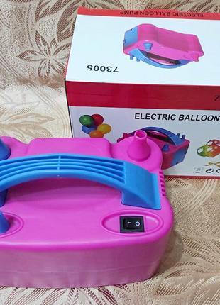 Насос-компрессор для надувания воздушных шаров - 73005