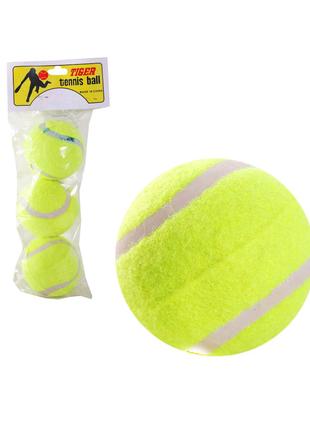 "Мячи для тенниса ""Tiger"" (3 мяча)"