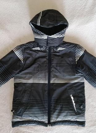Самая лучшая зимняя мембранная термо куртка Lemmi, р. 128-134