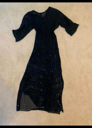Дизайнерское платье. Размеры s,m
