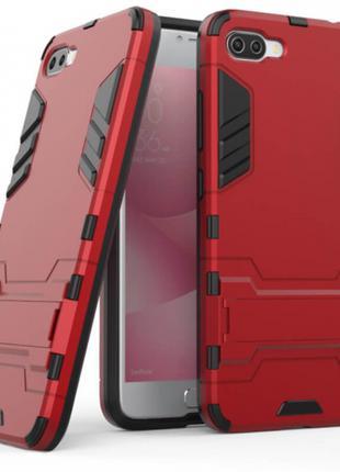 Ударопрочный чехол-подставка для Asus Zenfone 4 Max (ZC554KL)