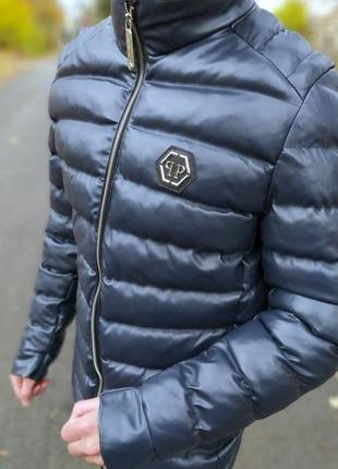 Куртка пуховик парка весна осень