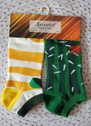 Комплект женский носков, универсальный размера