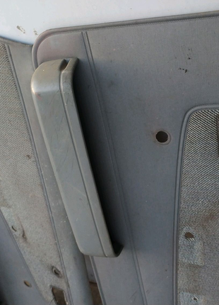 Opel Kadett  ручки дверей передніх.