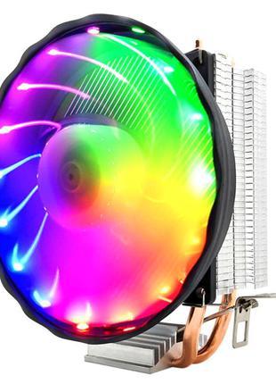 Кулер Охлаждение Башня Процессора Intel/AMD 1155/1151/2011/AM3+4