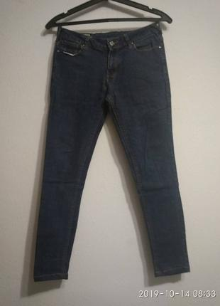 Мужские джинсы Criminal Damage Skinny (на рост 155-165)