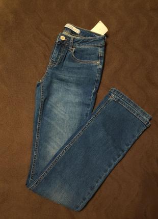Новые джинсы 24 размера