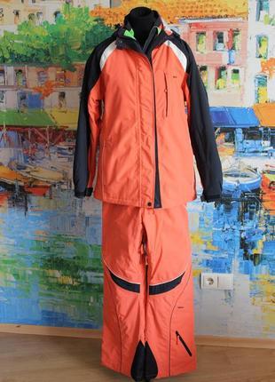 Лыжный костюм куртка штаны брюки женский xxxl сток