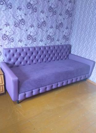 Изготовление и перетяжка мягкой мебели