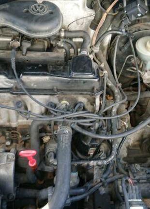 Разборка Volkswagen Vento 1.8 Газ Балон Двигатель Моноинжектор...