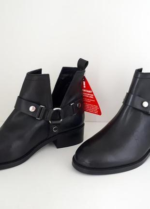 Кожаные ботинки v by very