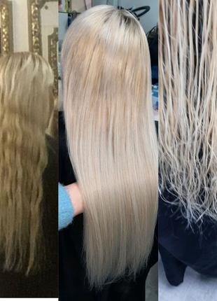 Ботокс кератин волос днепр