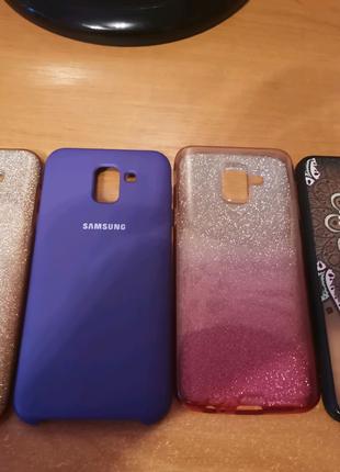 Чехол на Samsung galaxy J 6