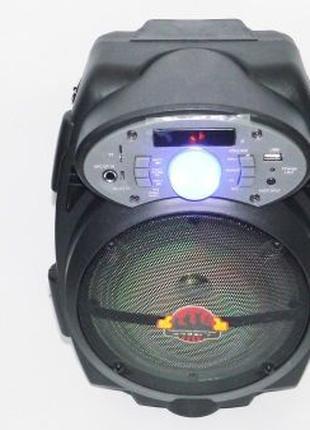 Bluetooth бумбокс колонка-чемодан A6