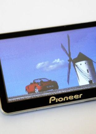 "GPS навигатор Pioneer D9 5"" 8Гб + IGO + Navitel + CityGuide"