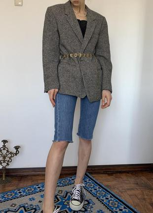 Джинсовые шорты diesel basik jeans industry denim division