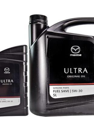 Моторное масло MAZDA Original OIL Ultra 5W30 1L
