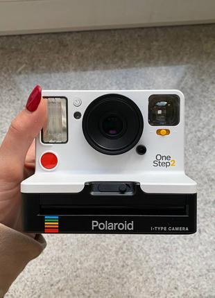 Фотоаппарат моментальной печати Polaroid OneStep 2 White