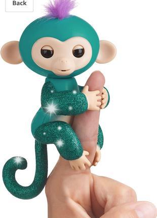 Інтерактивна мавпочка WowWee Quincy блискуча Квінсі
