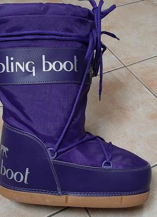 Сапоги,moon boot,луноходы,мунбуты,moonboot,ботинки