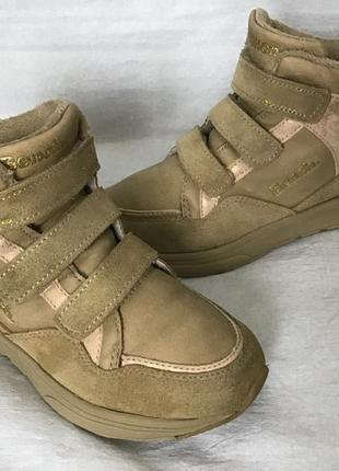 Ботинки ботиночки bench оригинал 33р