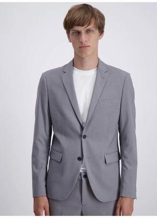 Серый пиджак lindbergh