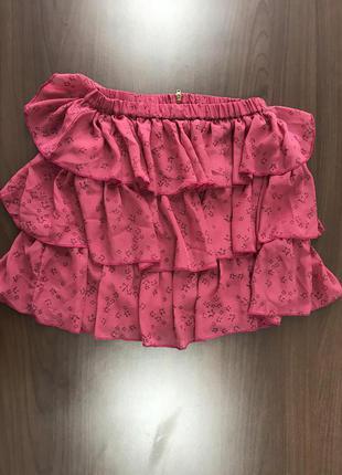 Юбка, юбка Moschino, юбка оригинальная, юбка звезда, праздничная