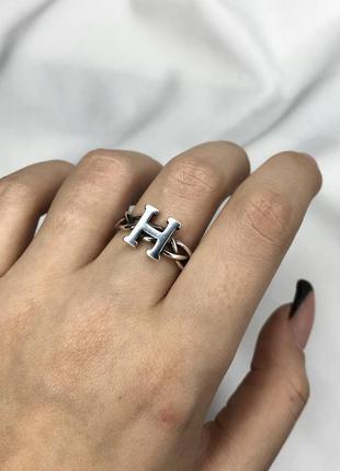 Серебряное кольцо женское city-a кольцо h из серебра 925