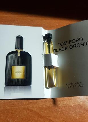 Женская парфюмированная вода (пробник) tom ford black orchid -...