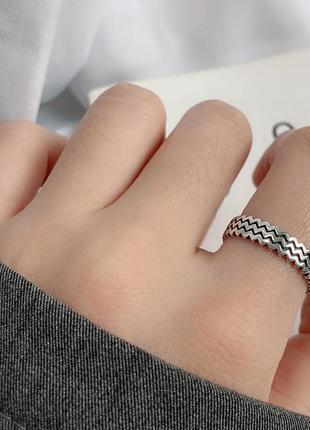 Серебряное кольцо женское city-a кольцо из серебра 925