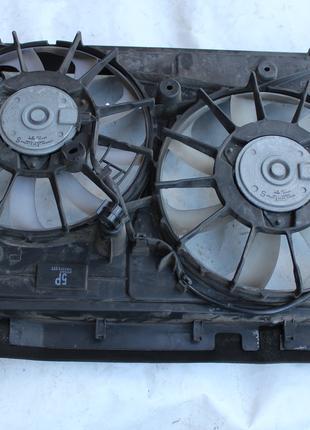 Диффузор в сборе Toyota Prius 1.8 16711-37040