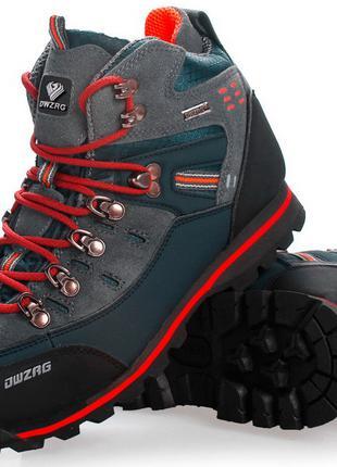Новые DWZRG Трекинг ботинки-кроссовки, горы, поход Оснь-Зима-Всна