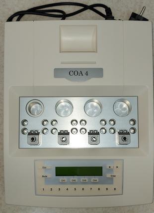 Полуавтоматический оптический 4-канальный коагулометр COA 4