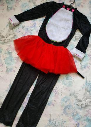 Костюм котика кошки кошечка киця котеня карнавальный костюм