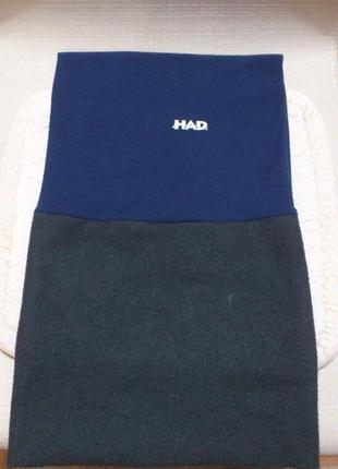 Баф флисовый h.a.d. originals fleece sky шарф синий снуд баф ф...