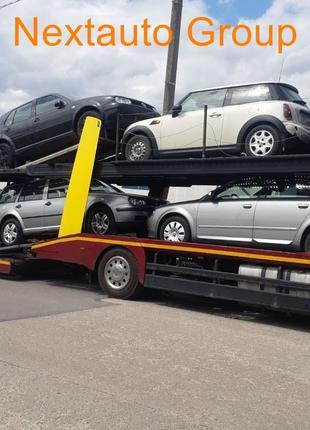 Доставка авто автовозами з Європи та Литви (Клайпеда)