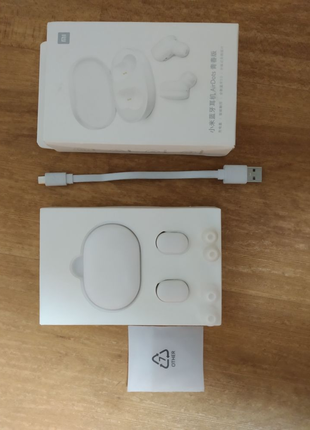 Xiaomi airdots в хорошем состоянии