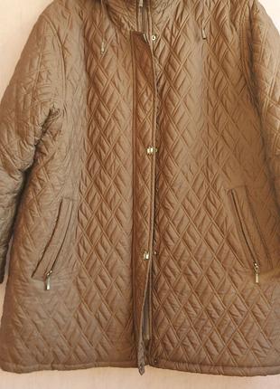Куртка весна-осень большого размера 4XL56