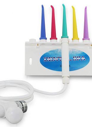 Ирригатор для чистки зубов десен зубная нить иригатор очиститель