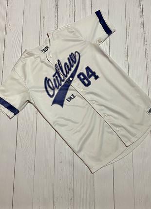 Мужская бейсбольная футболка OUTLAW. Оригинал.