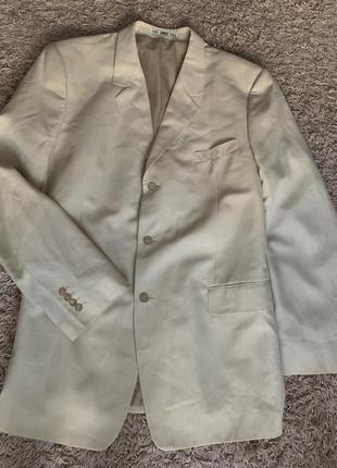 Пиджак нина онилова, большой размер 56-58