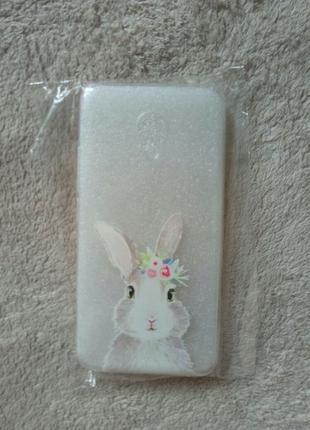 Чехол для телефона meizu , кролик на чехле