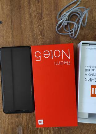 Телефон Redmi Note 5 4/64