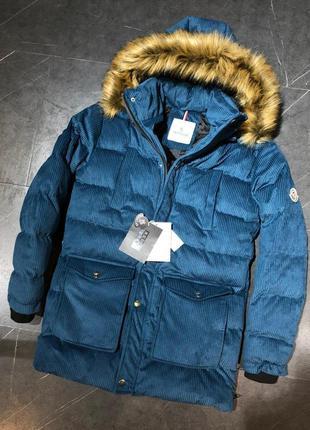 Мужская куртка, парка зимняя