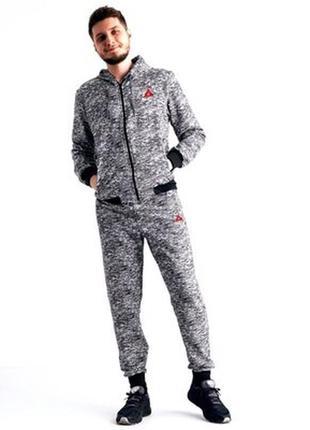 Спортивный мужской костюм турецкая двухнитка.