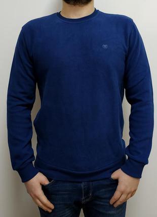 Свитер-пуловер, мягкий кашемир-велюр-кашемир