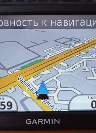 GPS навигатор Garmin Navi 50 + карты всей Европы