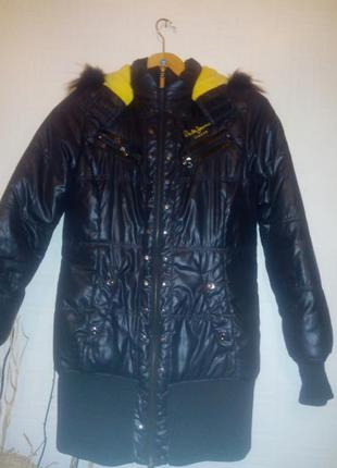 Куртка пальто,лондон,зима