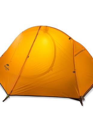Палатка Naturehike Cycling 1 20D orange