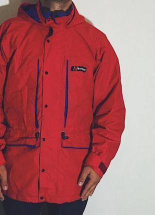 Мужская куртка berghaus vintage gemini gtx zx gore-tex